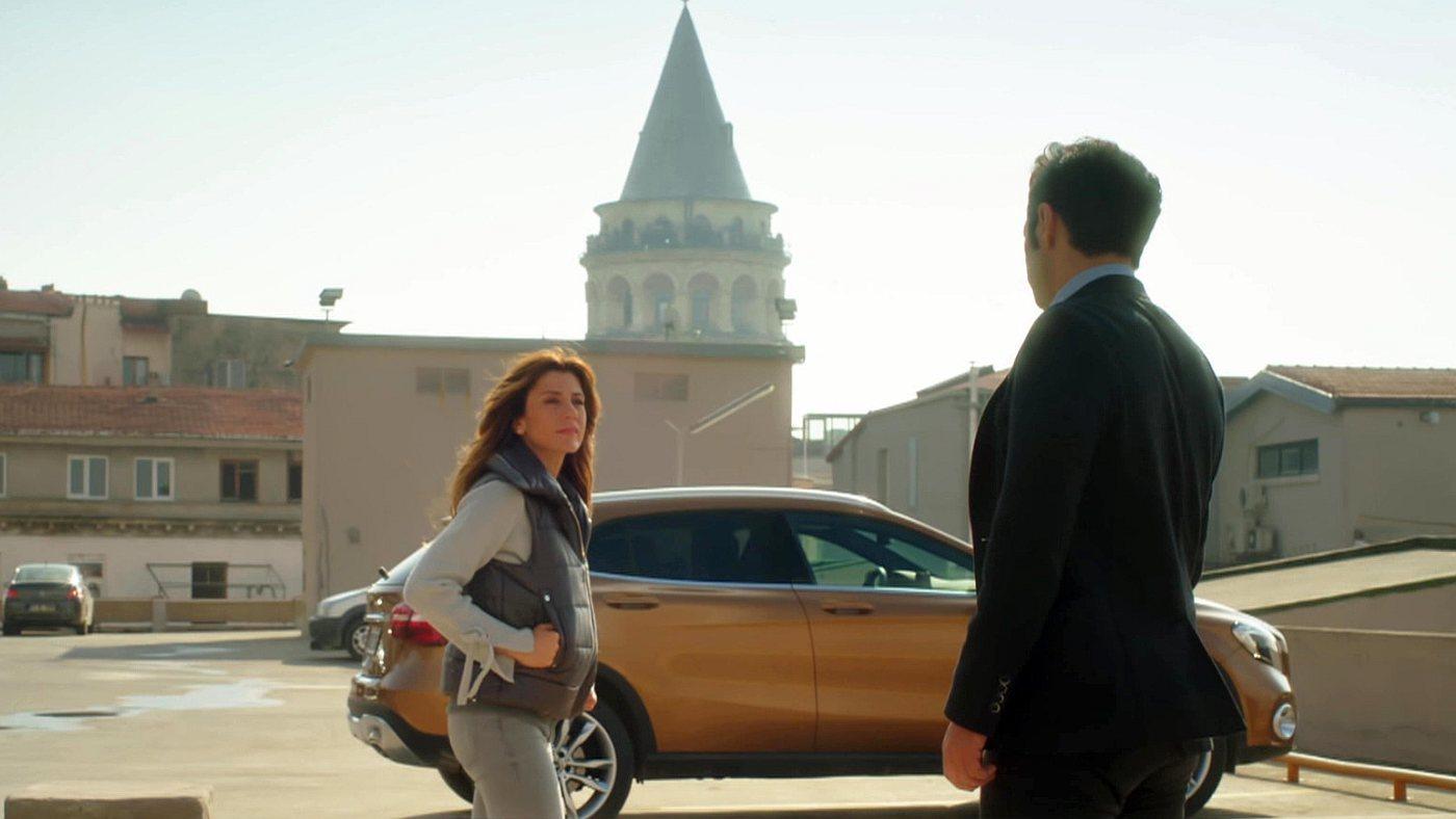 Temporada 1 Capítulo 12 - Oya deja la ciudad