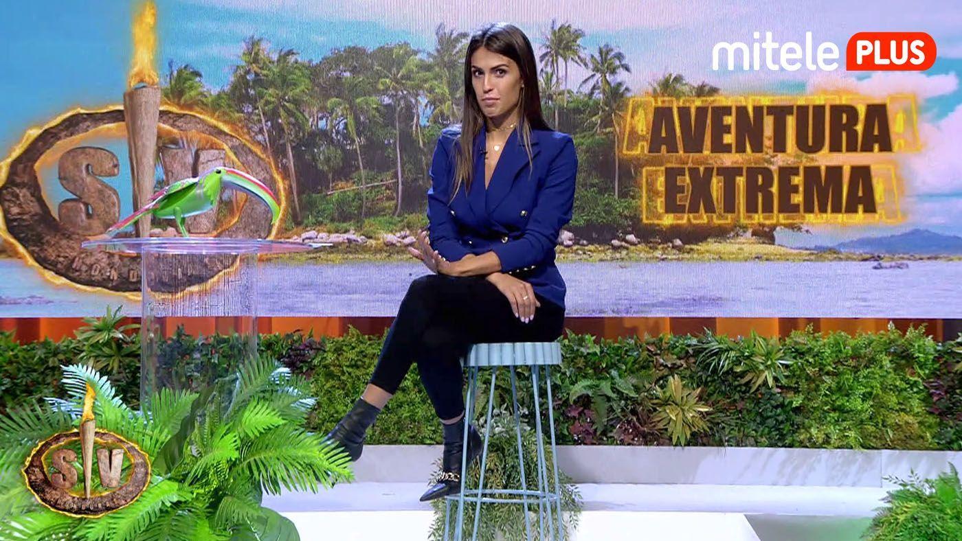Una aventura extrema Melyssa, a punto de abandonar - Una aventura extrema 4
