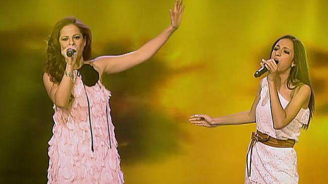 Temporada 1 Programa 4 - Pastora Soler canta con los concursantes