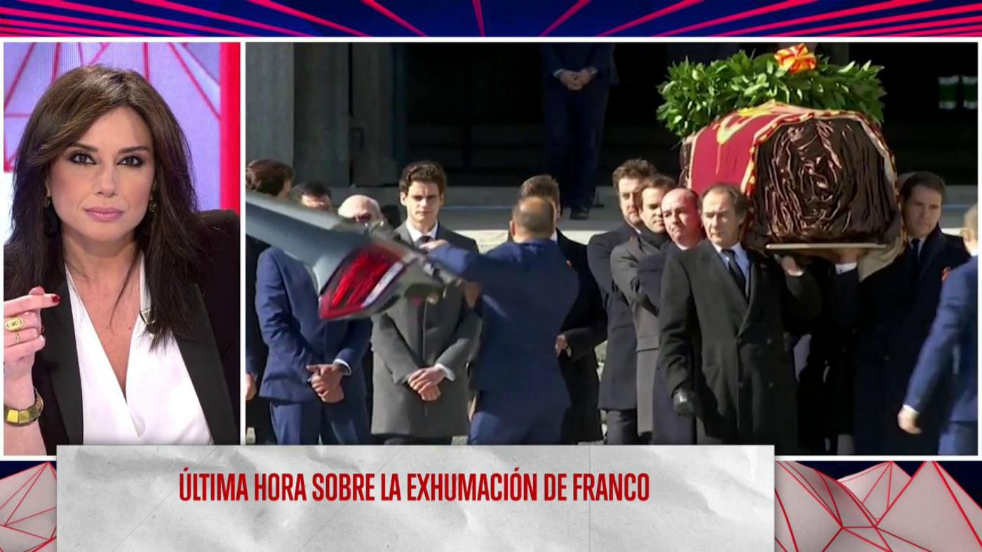 2019 Programa 203 - La histórica exhumación de Franco