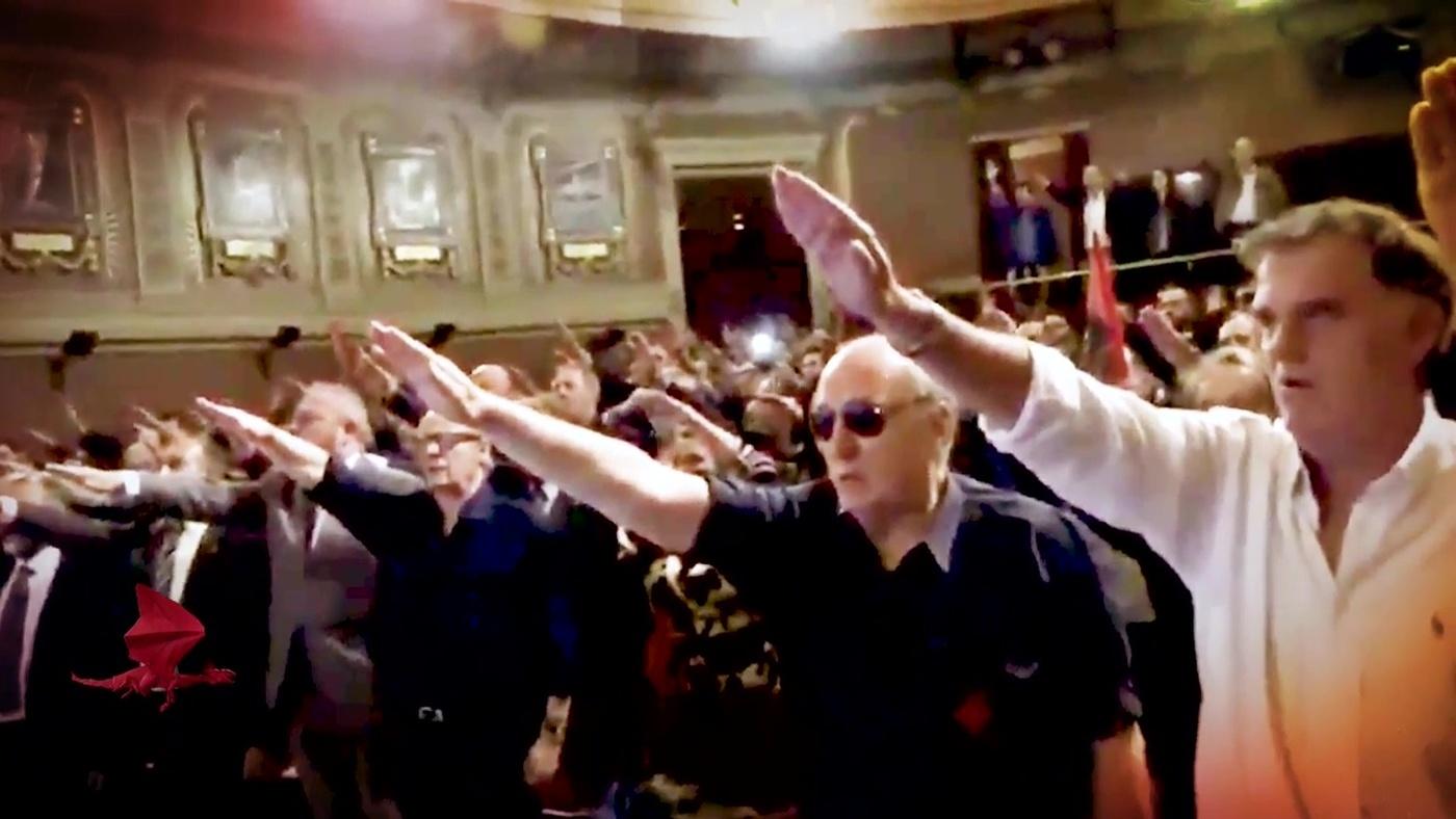 2019 Programa 208 - La falange canta el cara al sol en el ateneo de Madrid