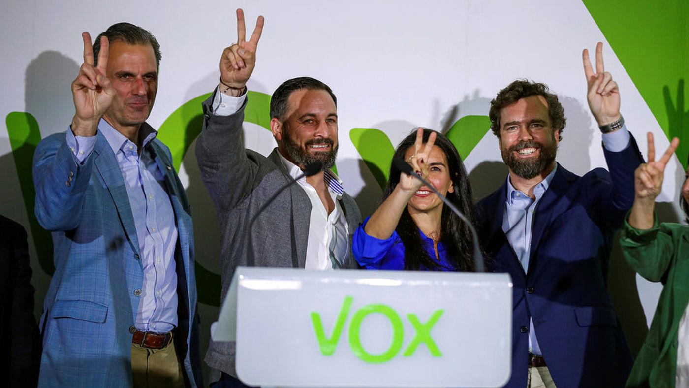 2019 Programa 218 - Militantes, falangistas y cazadores: así son algunos de los diputados de Vox