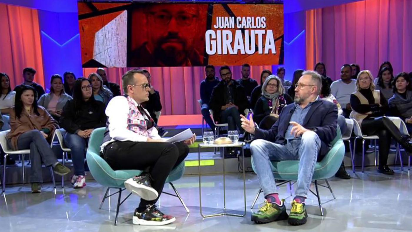 2019 Programa 219 - Risto Mejide entrevista a Girauta