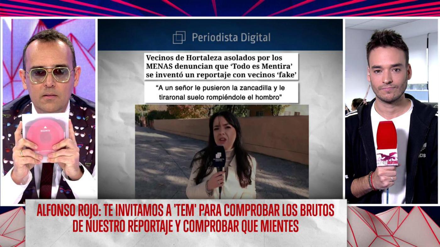 2019 Programa 222 - Acusan a 'Todo es mentira' de mentir en un reportaje
