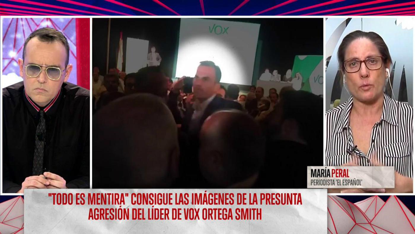 2019 Programa 238 - Ortega Smith, denunciado por agredir a simpatizantes de Vox