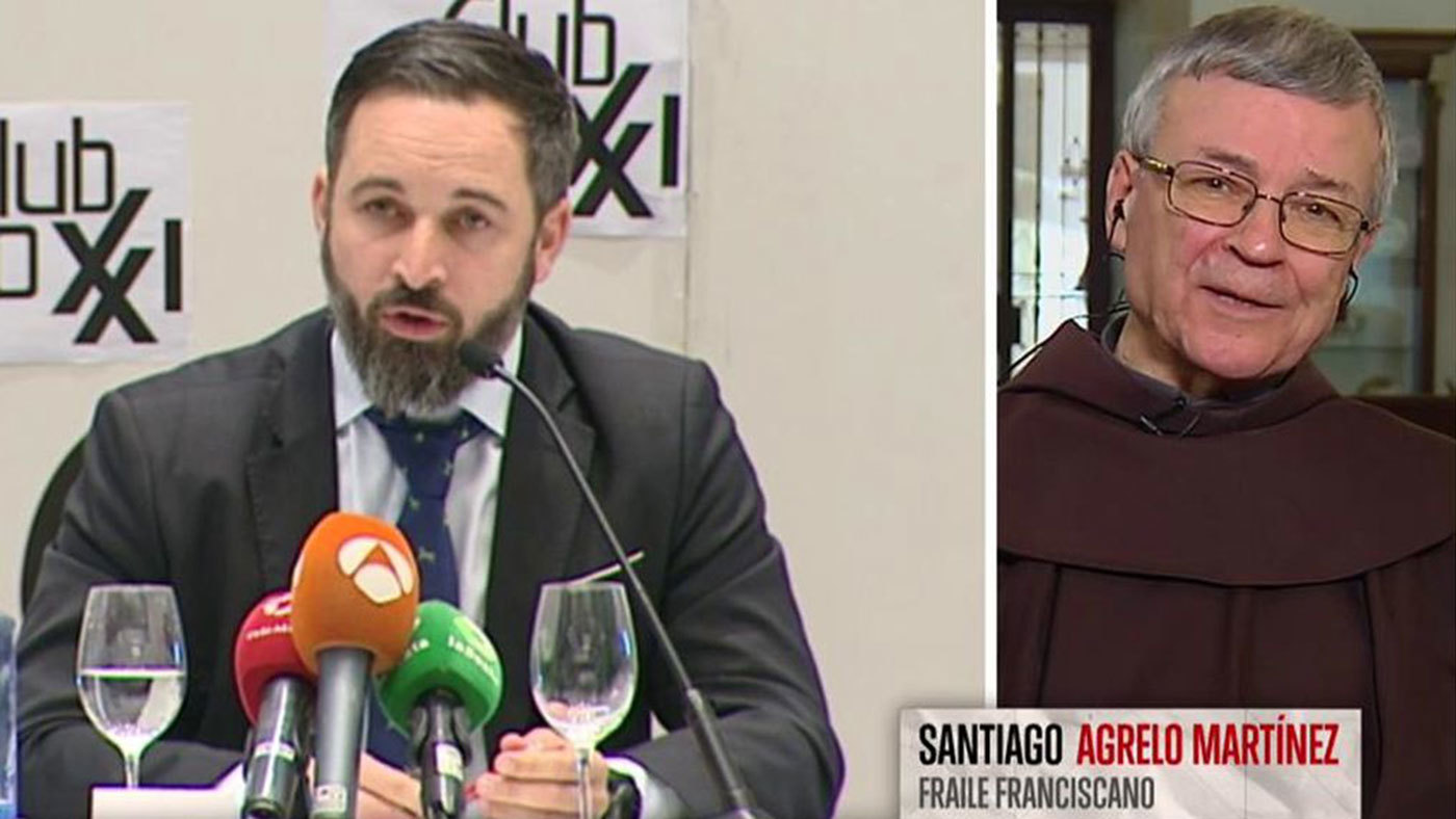 2019 Programa 245 - El arzobispo emérito de Tánger planta cara a VOX