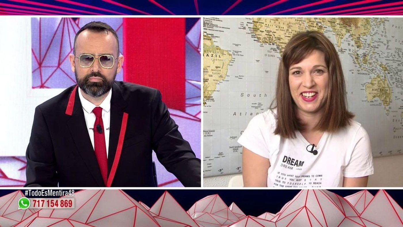 2019 Programa 48 Inda Despide A Beatriz Talegón Tras Intervenir En
