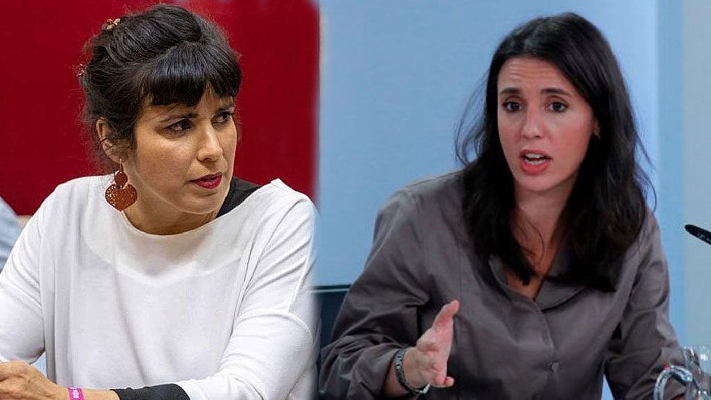 2020 Programa 458 - Guerra abierta entre Irene Montero y Teresa Rodríguez tras su despido de Podemos
