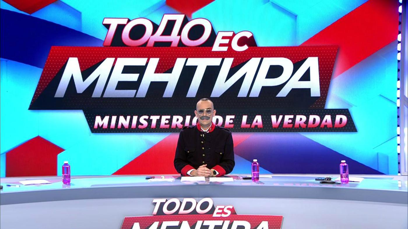 2020 Programa 464 - El Ministerio de la Verdad de TEM