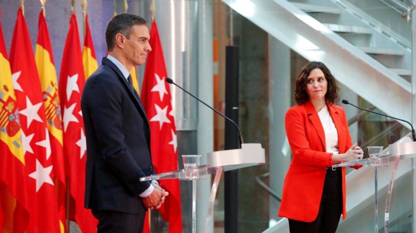 2020 Programa 467 - Los presuntos enchufes de Pedro Sánchez y Ayuso