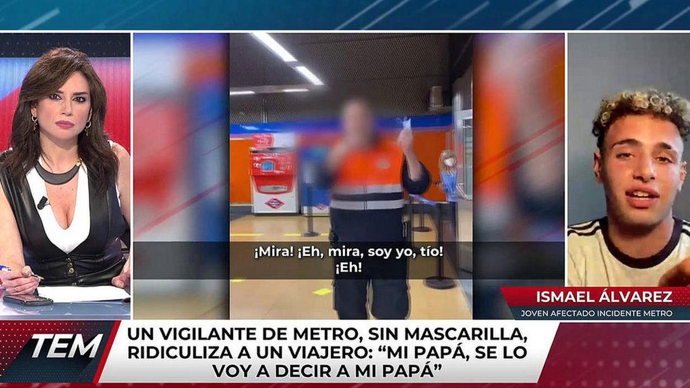 """2020 Programa 468 - Habla el joven acosado por un vigilante de Metro: """"Me llamó moro de mierda y comenzó a perseguirme"""""""