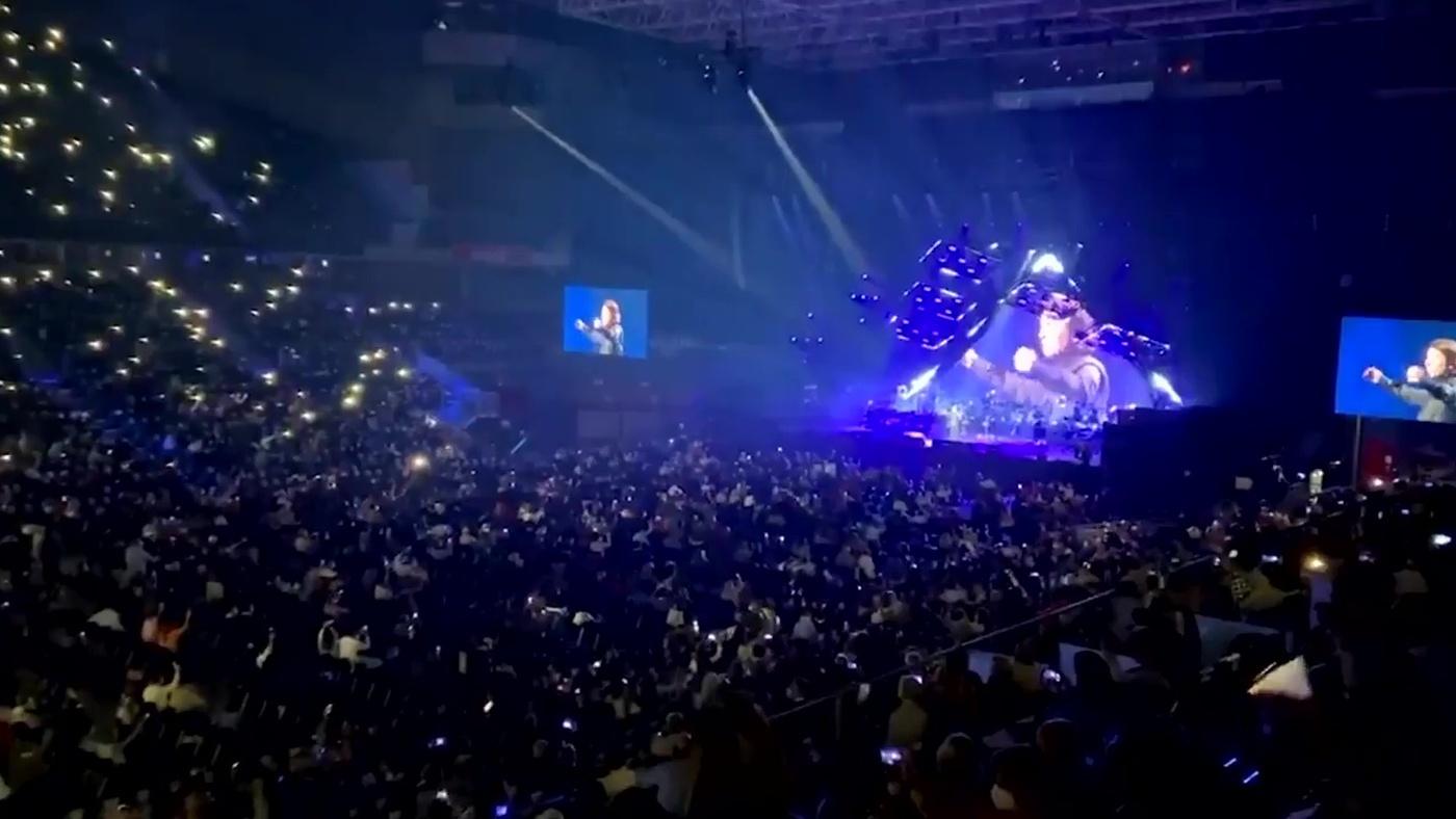 2020 Programa 493 - ¡Escándalo! El multitudinario concierto de Raphael