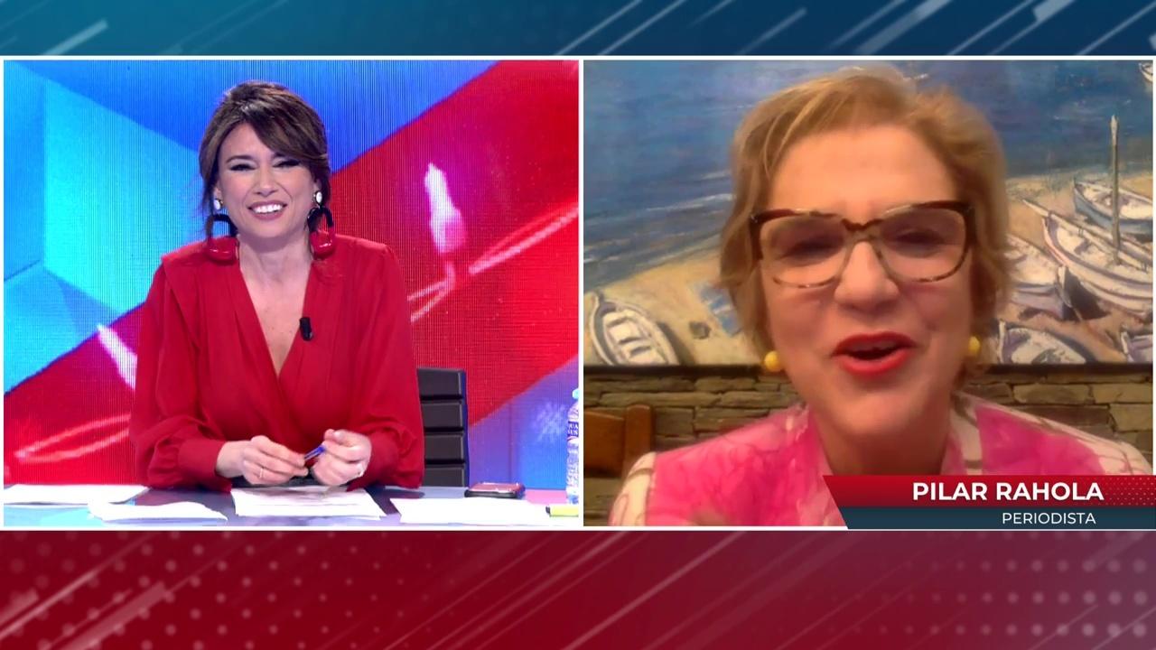 2020 Programa 497 - Pilar Rahola y su enfado con Verónica Forqué