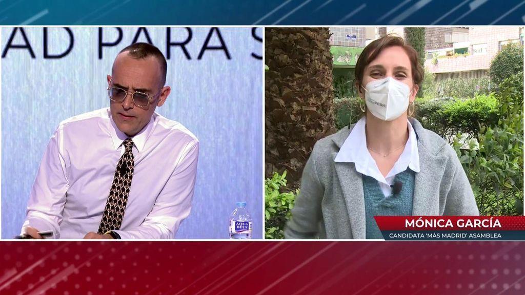 2021 Programa 553 - Mónica García (Más Madrid) valora el testimonio de Rocío Carrasco