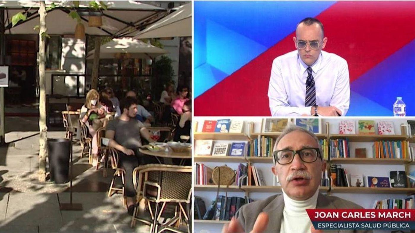 2021 Programa 555 - La cuarta ola podría empezar en Madrid