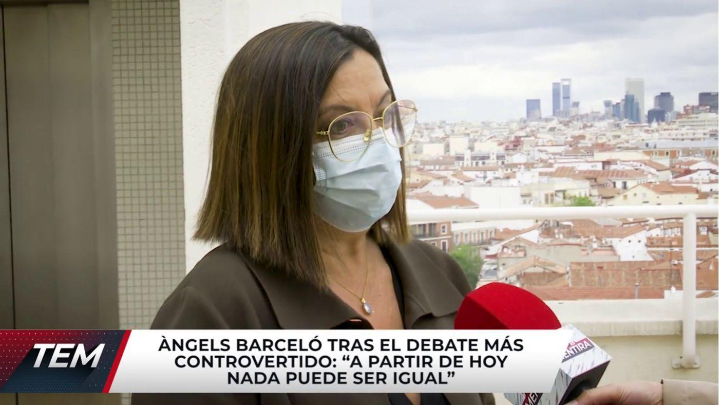 2021 Programa 576 - Las declaraciones de Àngels Barceló tras el polémico debate