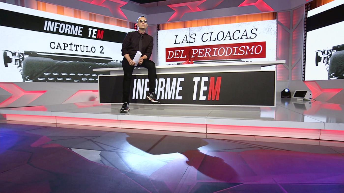 Especiales Las cloacas del periodismo 2 - Informe TEM 2