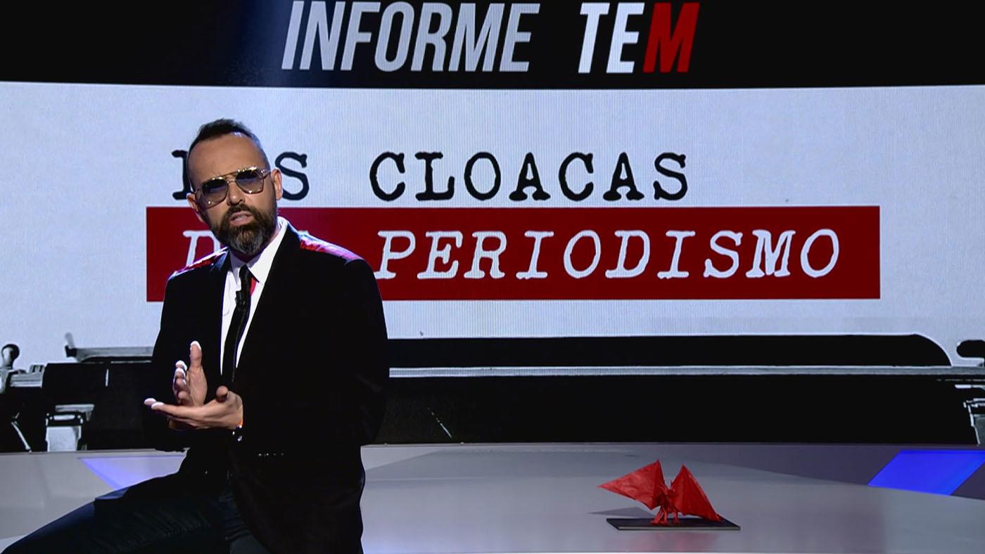 Especiales Las cloacas del periodismo - Informe TEM