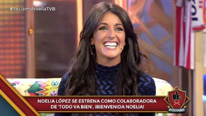 2015 Programa 112 - Noelia López, nueva colaboradora
