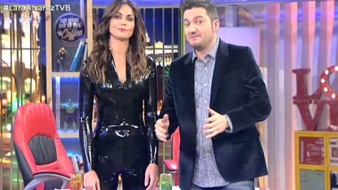2015 Programa 117 - Lara Álvarez, nueva presentadora