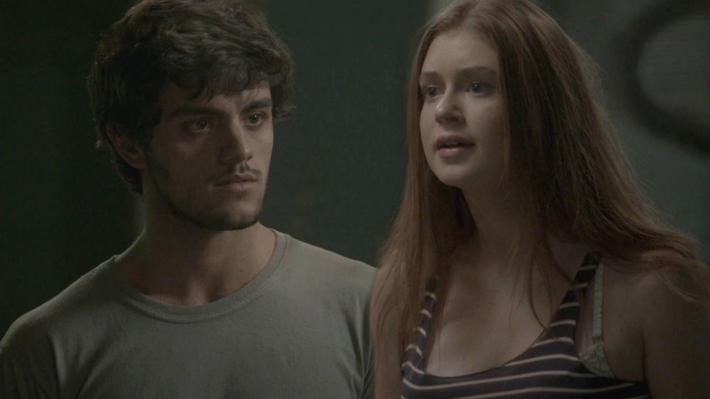 Temporada 1 Capítulo 25 - La discusión entre Eliza y Jonathan
