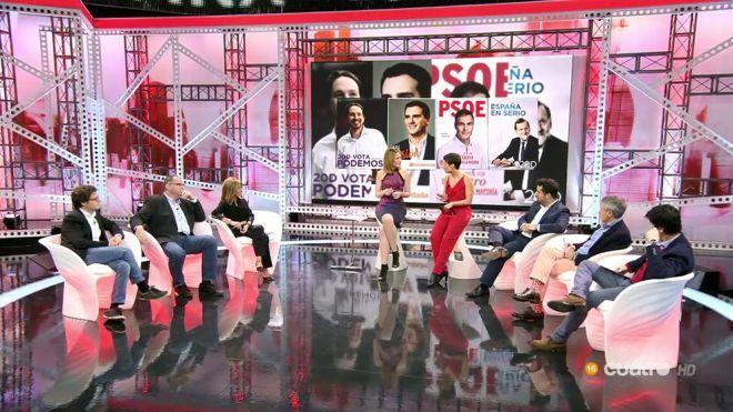 Temporada 1 Programa 16 - El inicio de la campaña electoral