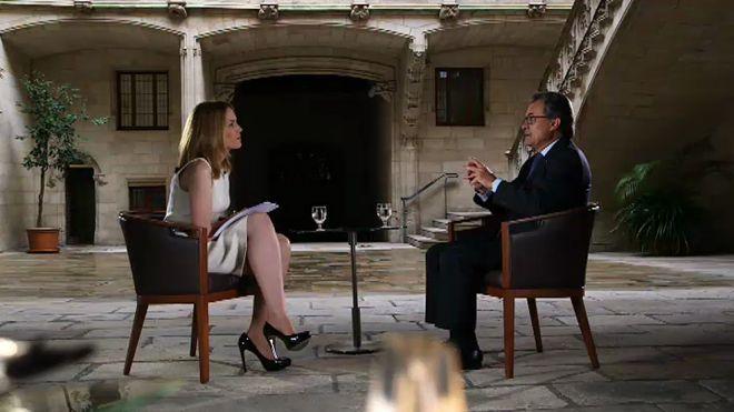 Temporada 1 Programa 3 - Entrevista a Artur Mas