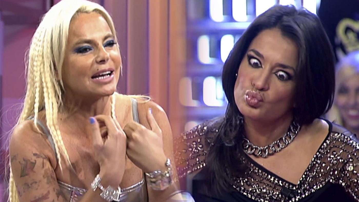 2020 Unplugged 466 - Leticia Sabater y Aída Nízar fueron 'enemigas íntimas' en 2011:
