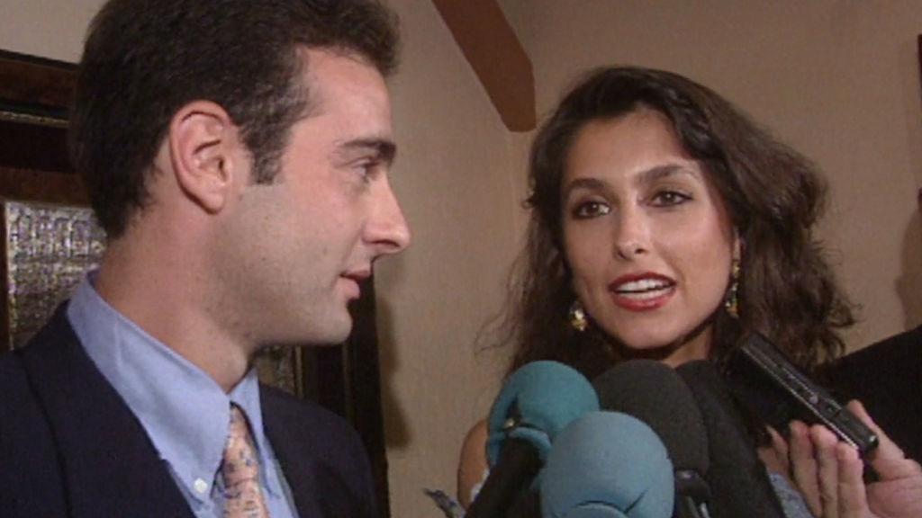 2020 Unplugged 474 - Enrique Ponce y Paloma Cuevas anunciaron su boda en 1996: