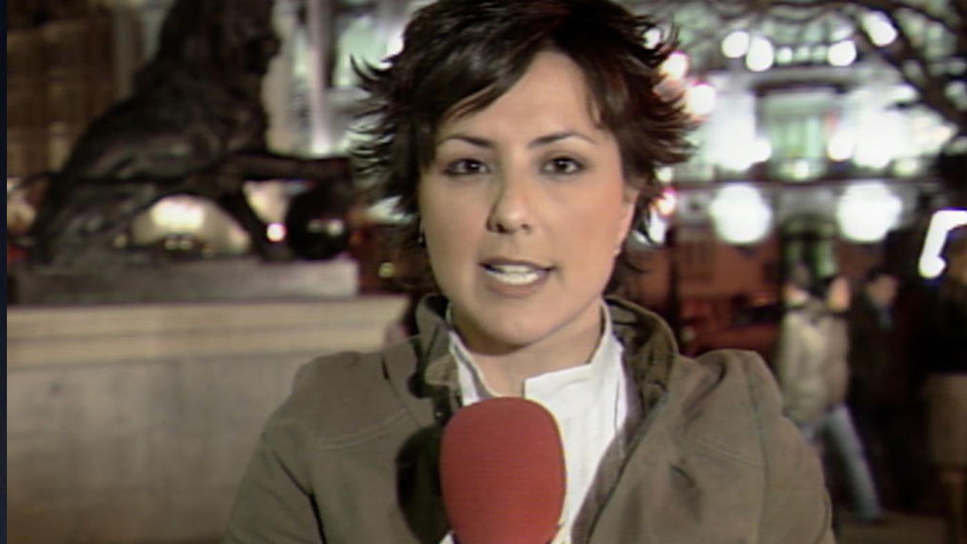 2020 Unplugged 488 - Sonsoles Ónega debutó como reportera en Informativos Telecinco hace doce años