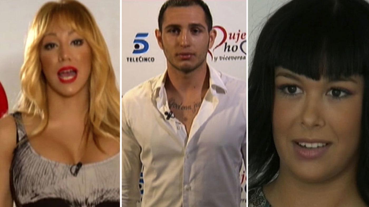 2020 Unplugged 494 - Steisy, Omar Montes y otros castings que hicieron historia en la primera generación de 'MyH'