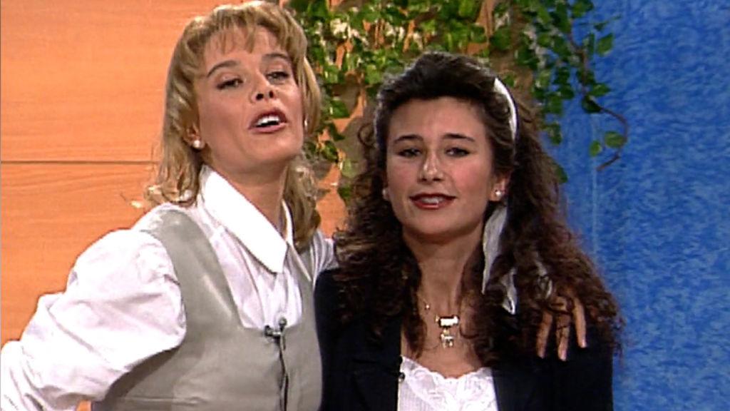 2020 Unplugged 503 - Belén Rueda y Gema López trabajaron juntas hace 25 años