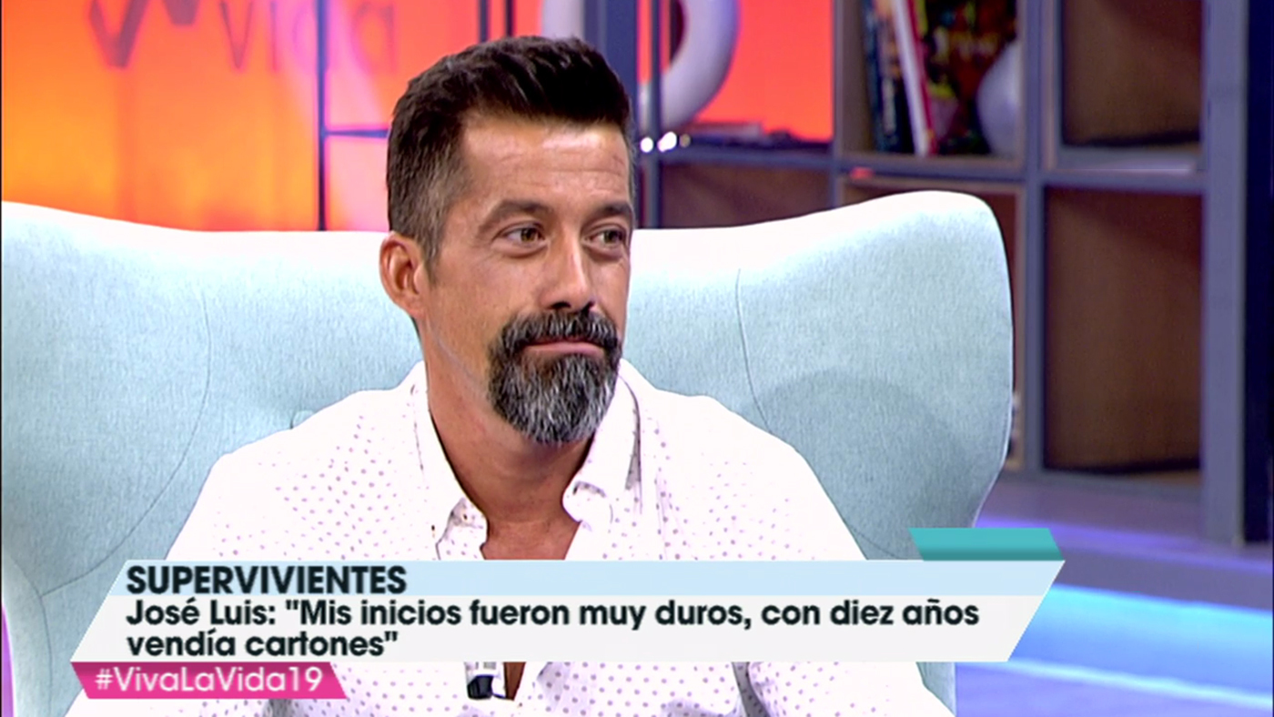 2017 Programa 19 - José Luis, de vivir en la carretera a ganar 'Supervivientes'