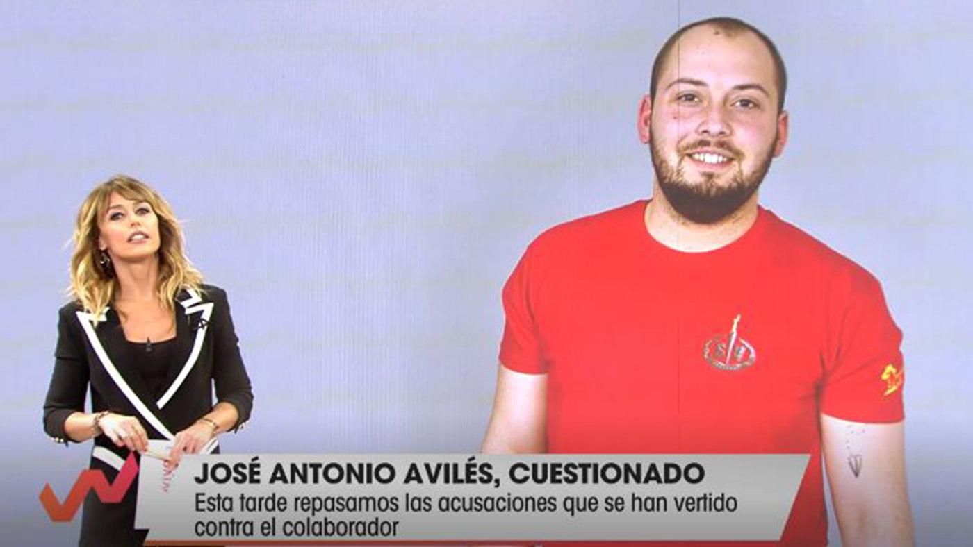 2020 Programa 295 - José Antonio Avilés, cuestionado