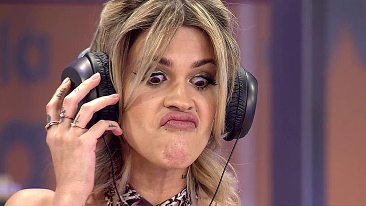 2020 Programa 303 - Ylenia reacciona al demoledor audio de Sofía sobre ella