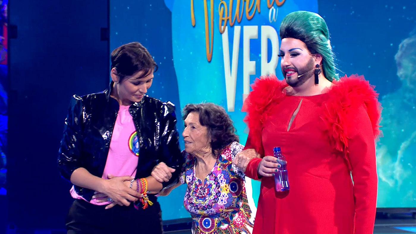 Temporada 1 Programa 16 - La Húngara y Rosa López sorprenden a sus fans