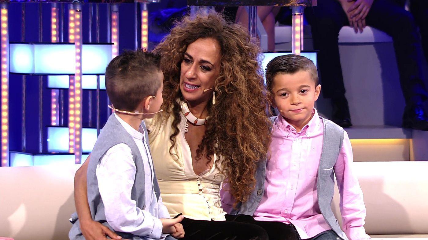 Temporada 1 Programa 8 - Con Rosario Flores, Adrián Rodríguez y Sergio Carvajal