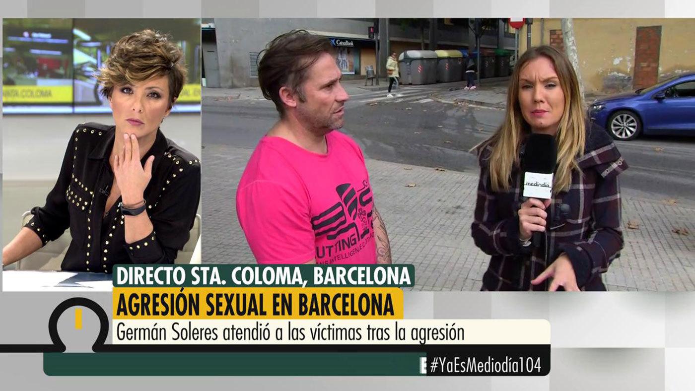 2018 Programa 104 - Agresión sexual en Barcelona