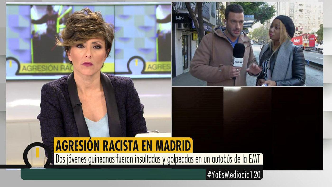 2018 Programa 120 - Agresión racista en Madrid