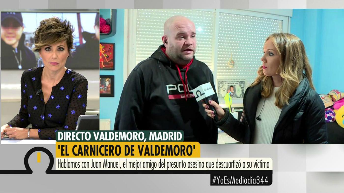 2019 Programa 344 - Nuevas revelaciones sobre el 'carnicero de Valdemoro'