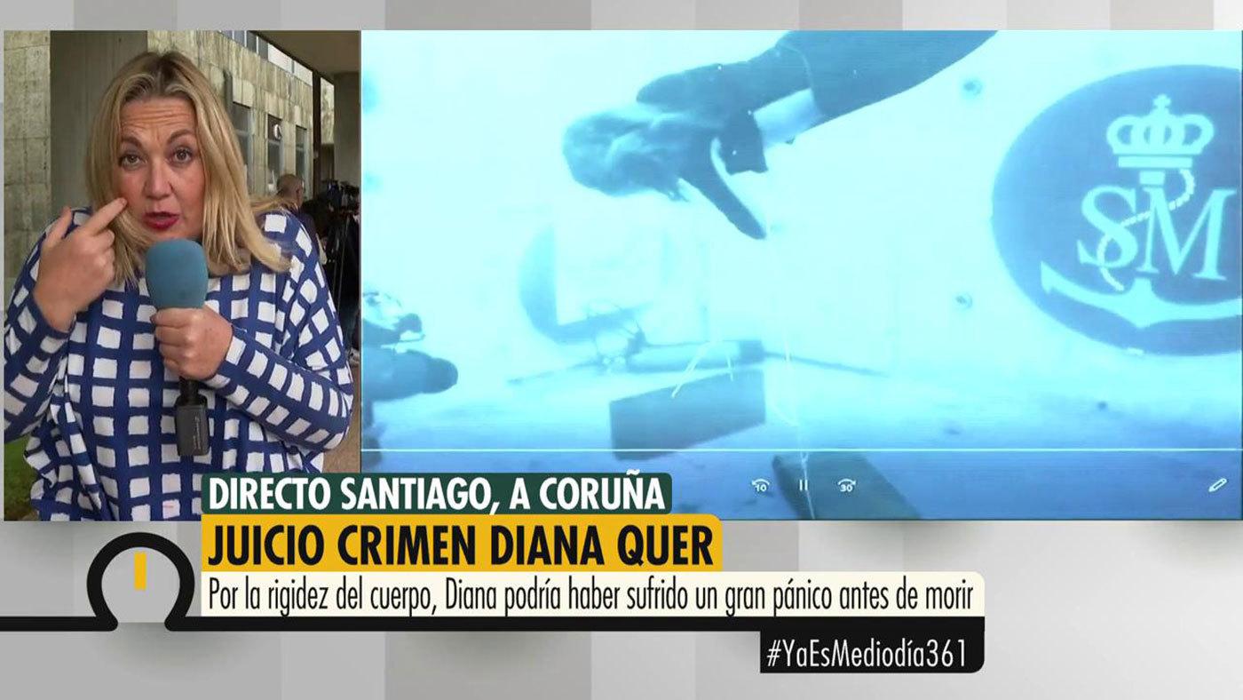 2019 Programa 361 - Valeria Quer, derrumbada en la tercera sesión del juicio