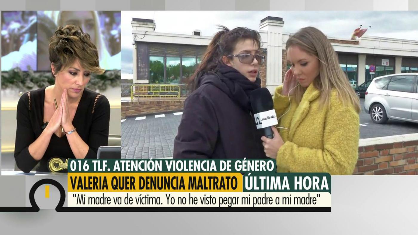 2019 Programa 380 - Valeria Quer dice que ha sido maltratada por su expareja