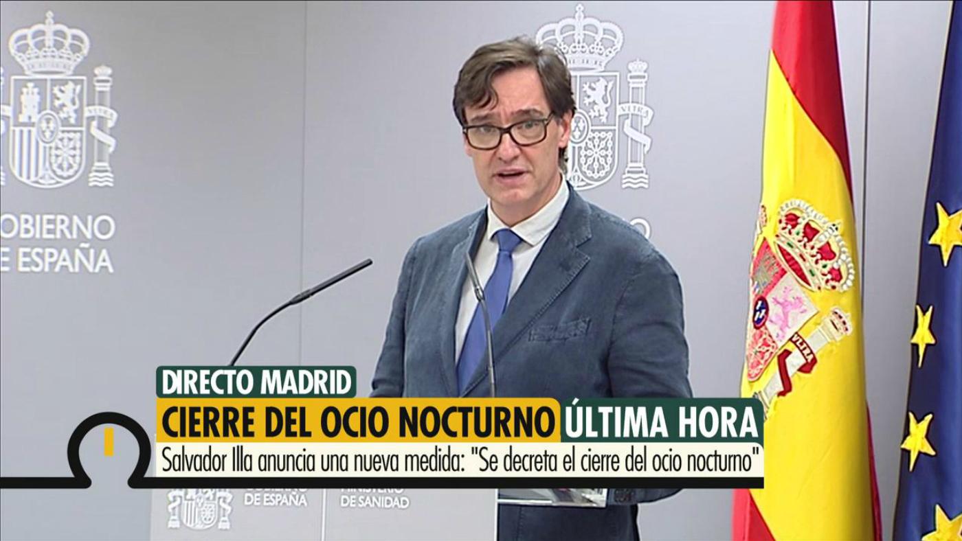 2020 Programa 548 - Sanidad prohíbe fumar en la calle y cierra el ocio nocturno en toda España