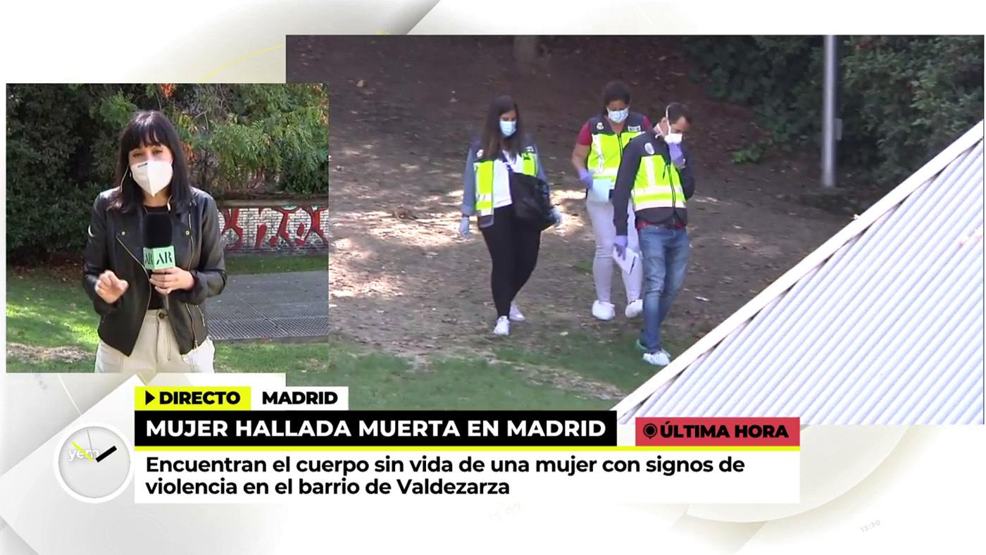 2020 Programa 574 - Encuentran a una mujer muerta en Valdezarza