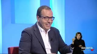 José Luis Benitez- Presidente FEV- Lengua de signos