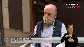 Noticias Navarra 14.30h 22/10/2020 Lengua de Signos