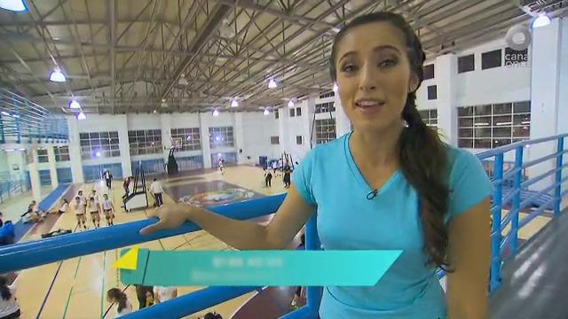 Basquetbol y Voleibol