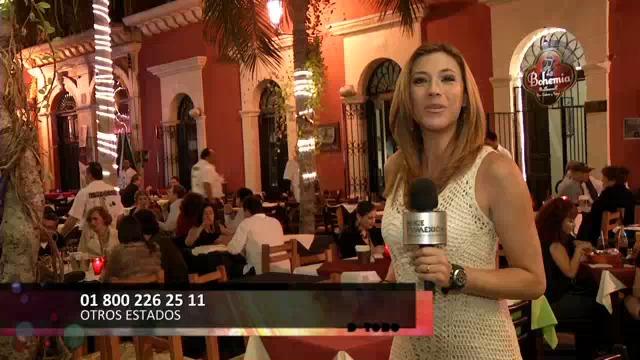 Danzas y show en Mazatlán