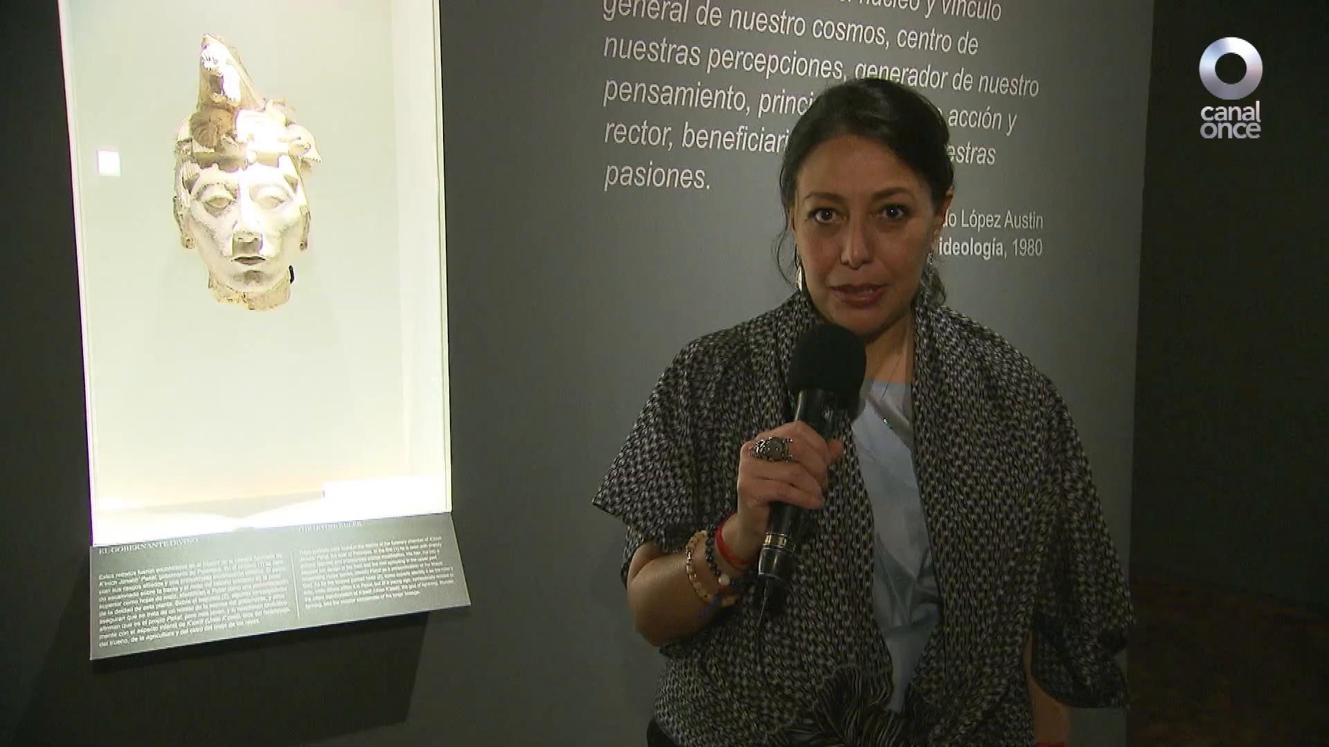 Exposición Maya