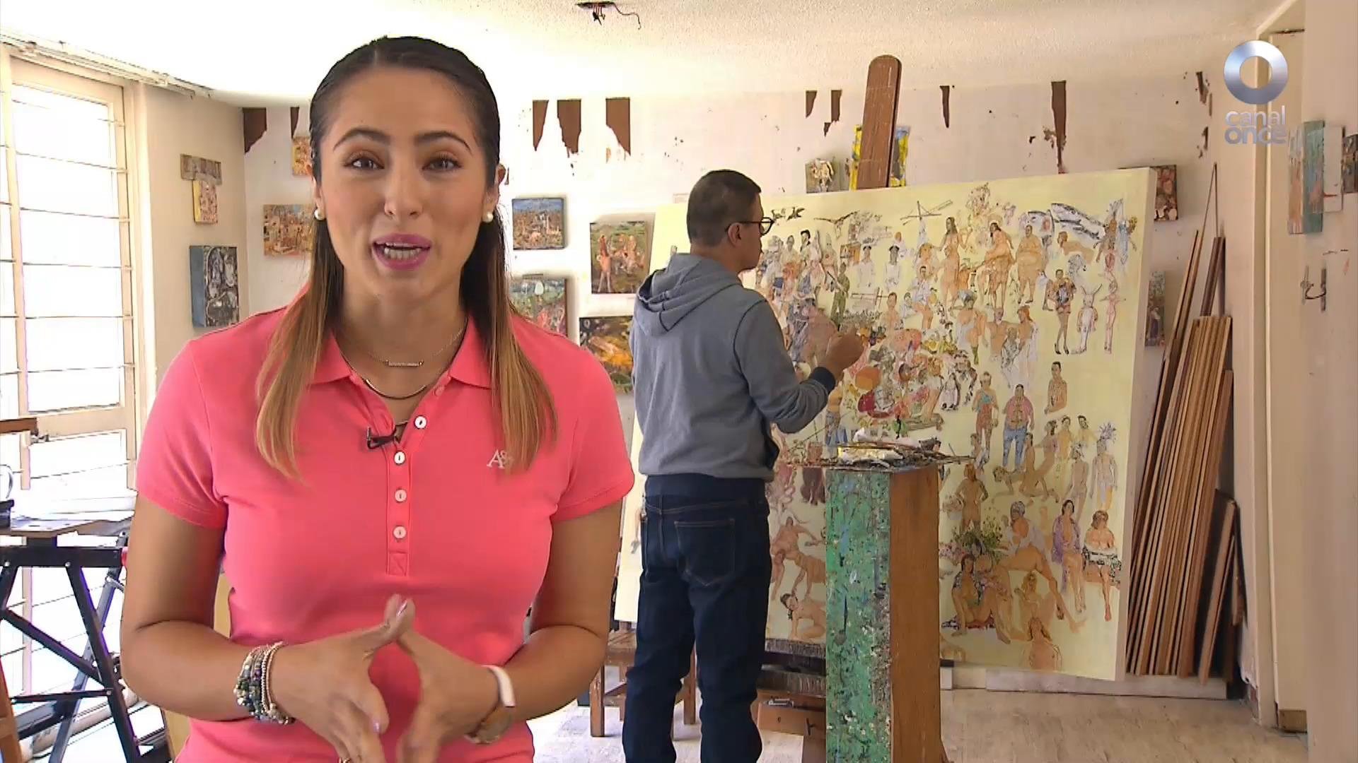 Jesús Lugo: Artista Plástico